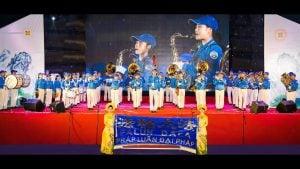Chương trình kỷ niệm ngày Pháp Luân Đại Pháp tại Hà Nội 13/5/2018